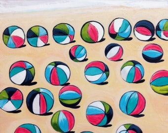 Beach Ball Line UP