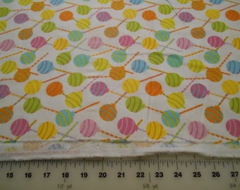 Snuggle Flannel Cake Pops Flannel Fabric