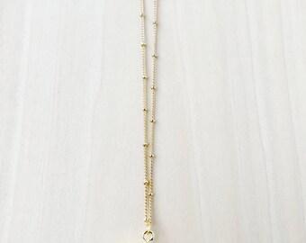 Mini Druzy Necklace, Round Druzy Necklace, Druzy Layering Necklace, Dainty Druzy Necklace, Drusy Necklace