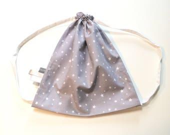 Backpack blanket for Star child backpack - back