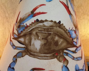 Blue Crab Night Light