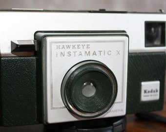 Kodak Hawkeye Instamatic X
