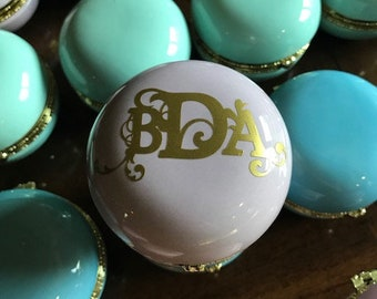 Macaron Jewelry Box