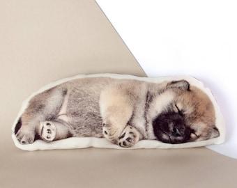 Shiba Inu Plush, Pet Pillow, Dog Lover Gifts, akita stuffed animal dog