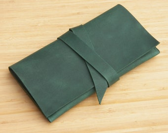 Woman leather wallet Woman wallet Womens wallet Small purse leather clutch bag Clutch purse Womens clutch leather Clutch personalized wallet