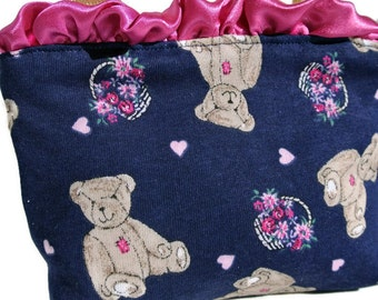 Child's Christmas Girl's Present Ideas Valentine Purse Gift for Her Birthday Girl Easter Pouch