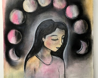 "Original Work, ""Moonshadow"""