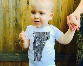 Ingrained Vermont Baby Bodysuit