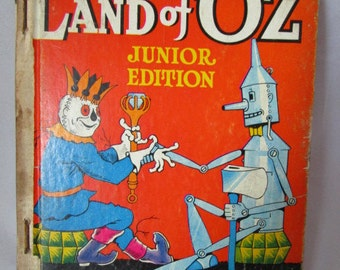 The Land of Oz Junior Edition