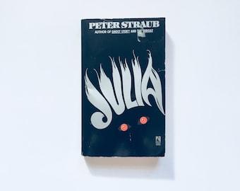 JULIA / By Peter Straub / Vintage Horror Paperback Book