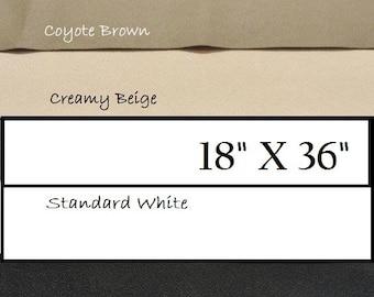 ToughTek Fabric, Shoe Fabric, Waterproof Fabric, Non Slip, 18 X 36