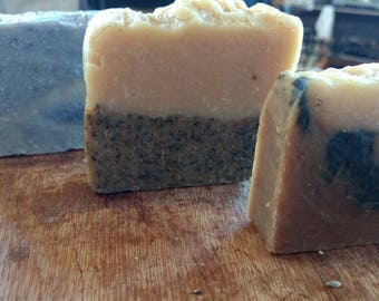Tea Collection Goat's Milk Soap Earl Grey, Green Tea, Chai Tea
