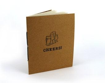 Beer Tasting Log Book