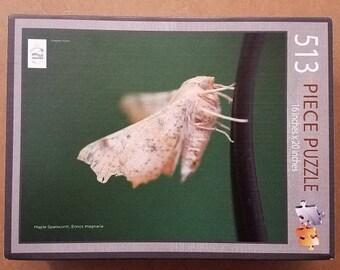 Moth Puzzle - 513 Pieces