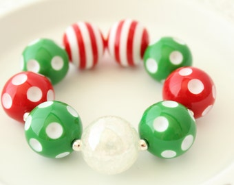 Kids Bracelet - Chunky Jewelry - Girls Bracelet