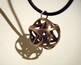Star of David Merkabah Sphere
