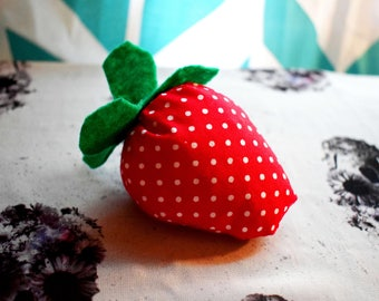 Good Strawberry-shaped Sachet