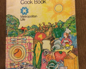 1973 New Metropolitan Cookbook