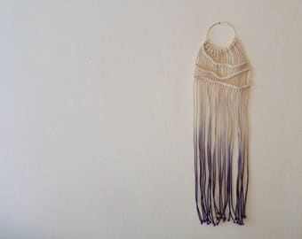 Dip Dyed Wall Hanging