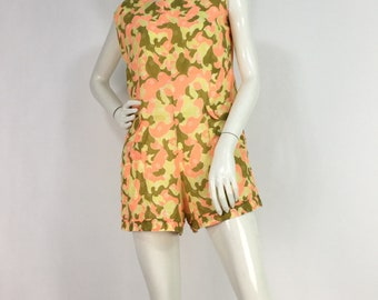 1970s romper/70s Gragero jumper