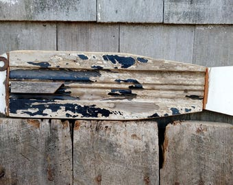 Rustic Fish made from salvaged barn wood and rusty hardware READY 2 SHIP