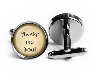 Mumford and Sons Awake my Soul Cufflinks
