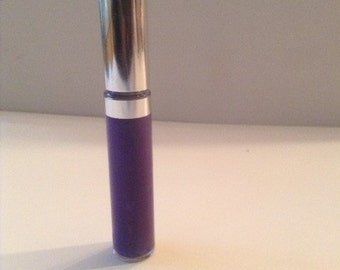 Natural Organic Coconut Oil Pansy Lip Gloss/Balm
