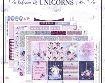 I do believe in Unicorns.  I do, I do.