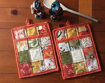 Quilted Potholders Allure