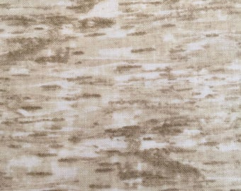 Birch Bark Fabric from Living Lodge by Benartex