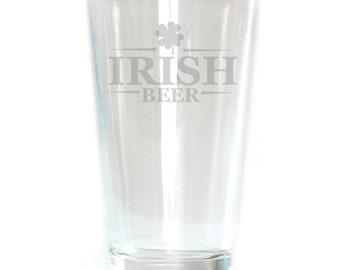 Pub Glass - 16oz - 6197 Irish Beer