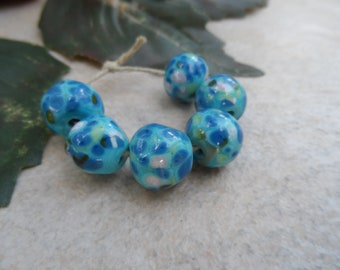 Lampwork Beads, Handmade Glass Beads