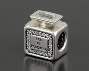 Authentic Pandora   Signature Scent with Clear CZ # 791889CZ