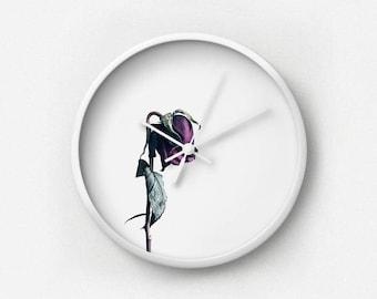 A Beautiful Demise IIII Photography Wall Clock