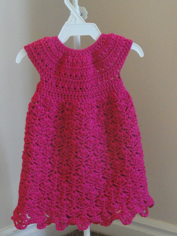 Elegant Felicity Dress Crochet Pattern Sizes Newborn 0 3 Months And