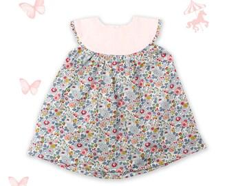 Dress Céo Liberty® porcelain baby