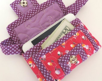 Quilted Smart Phone Cases #527