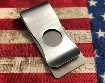 Money Clip (Titanium)