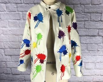Splatter Jacket
