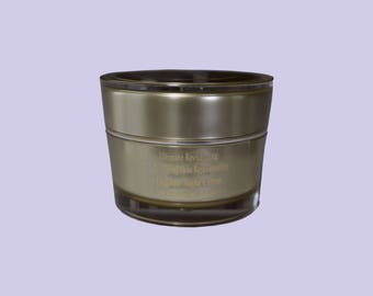Ultimate Anti-aging Organic Night Cream Skin Rejuvenating Revitalizingnurishes moisturizes repairs skin cells reduces fine lines wrinkless