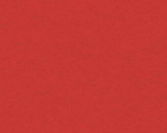 """1 Yard Red Acrylic Craft Felt 36""""x36"""""""