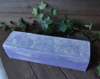 Rosemary & Lavender Handmade Cold Process Soap Loaf - Vegan Soap - Artisan Soap - Essential Oil Soap - Palm Oil Free - Made to order UK
