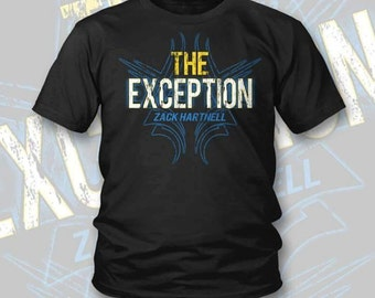 The Exception Zack Hartnell Tshirt