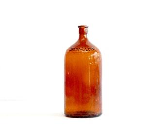 Vintage Sani-Clor Bottle, Antique Clorox Bottle