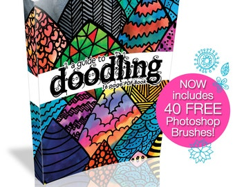 Guide to Doodling - PDF book - 16 pages ipad compatible