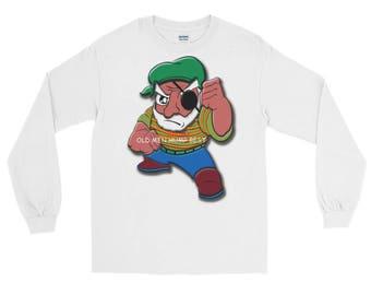 Old Men Grump Best Long Sleeve T-Shirt