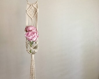 Fresh Flower Vase Hanging