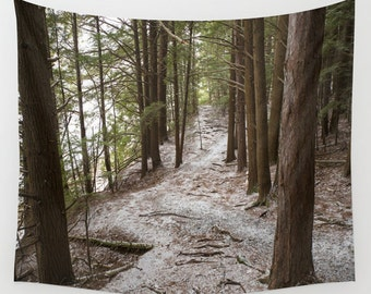 Walk in the Woods Tapestry