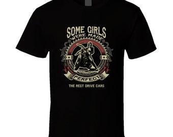 Motorcycling Girl t-shirt. Motorcycling Girl tshirt for her. Motorcycling Girl tee as a Motorcycling Girl idea gift. Great Motorcycling tee