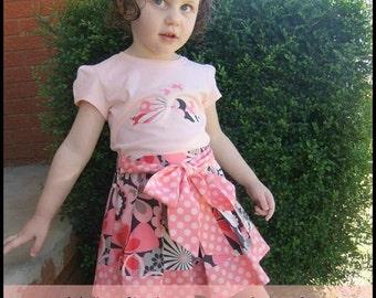 Molly Skirt - PDF skirt pattern
